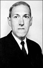 H. P. Lovecraft 1934