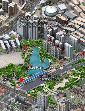 Yuyintang e city