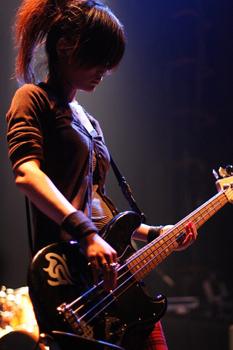second bass