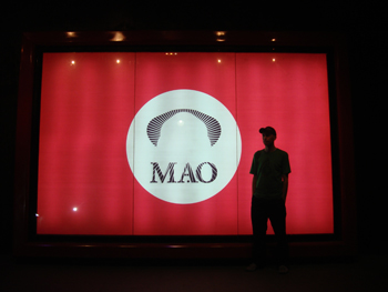 andy at mao shanghai