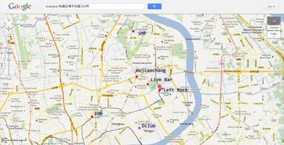 yangpu new map