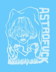 astrofuck blue logo