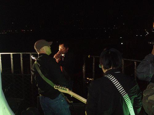 Top Floor Circus on The Bund, NYE 2007